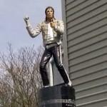 Памятники Майклу Джексону в Лондоне