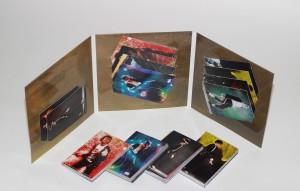 коллекционные карточки с изображение Майкла