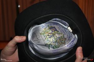 шляпа путешественница