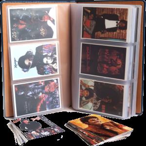 Альбом для карточек