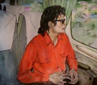 Я рисую Майкла