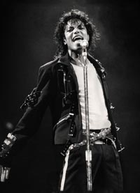 Казусы с Майклом Джексоном