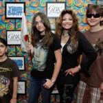Дети Майкла Джексона Принс, Пэрис и Бланкет посетили благотворительное событие