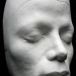 Гипсовый слепок лица Майкла Джексона