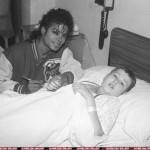 Помощь Майкла Джексона